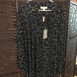 Michael Kors - chain tassel shift dress